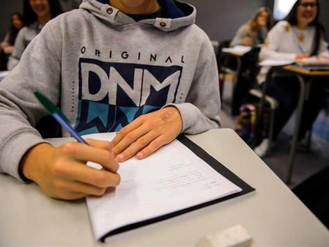 Ministério reduz número de alunos por turma já no próximo ano letivo