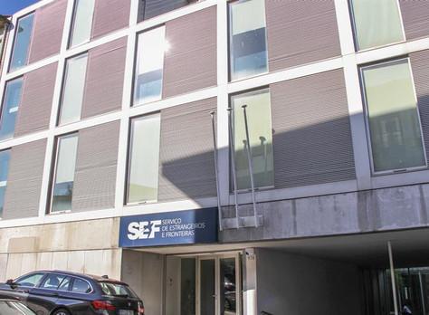 SEF deu visto a estrangeiro proibido de entrar na Europa
