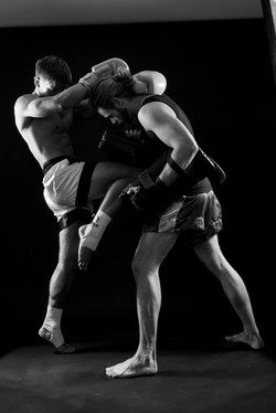 Muay Thai Instructor Beat Abderhalden Personal Training