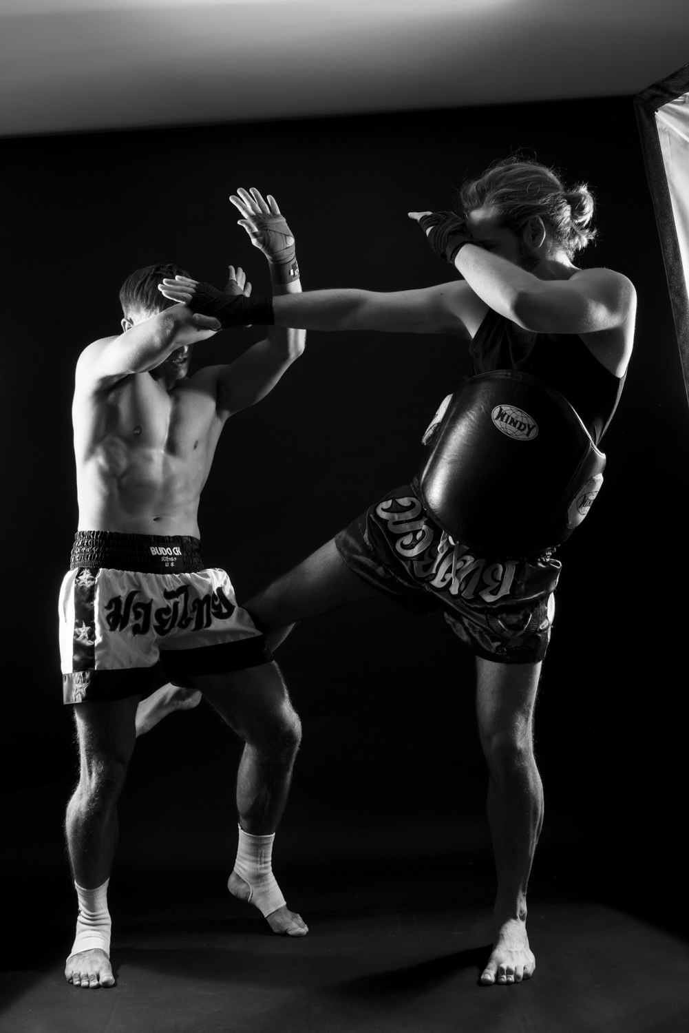 Muay Thai Instructor Beat Abderhalden Personal Training