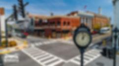 Centertown Bedford Centertown Clock Down