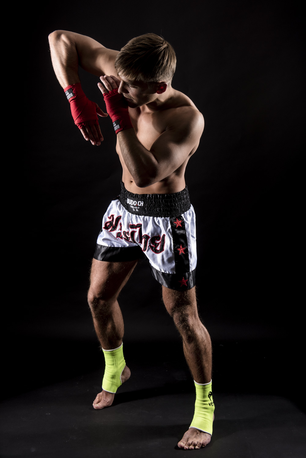 Muay Thai Instructor Beat Abderhalden