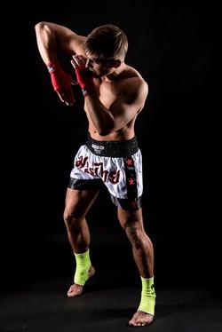 Muay Thai Instructor Beat Abderhalden
