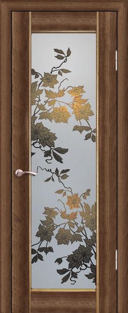 Орхидея ДО Фотопечать Орех седой-темный