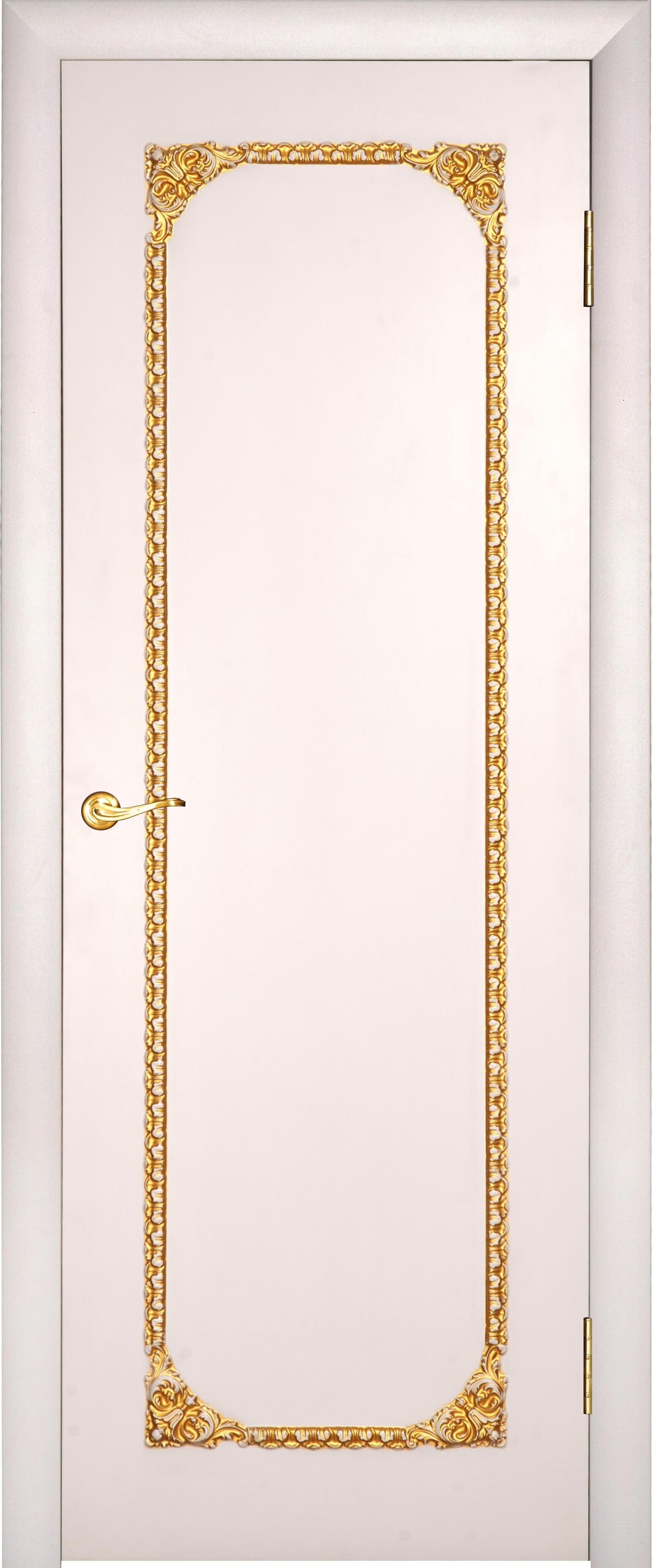 Турин ДГ Крем с золотой патиной