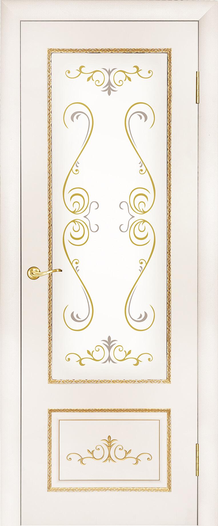 Сицилия ДО Крем с золотой патиной