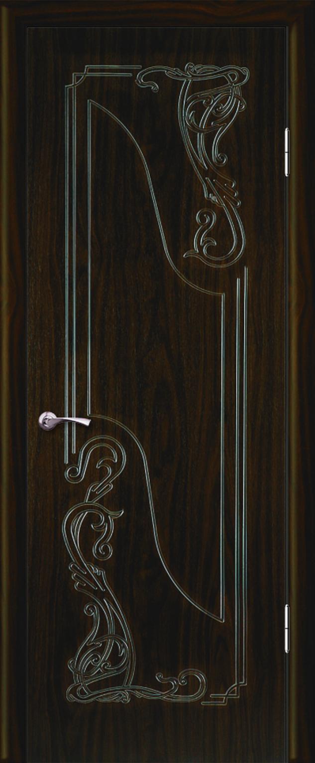 Флоренция ДГ Черное дерево матовое