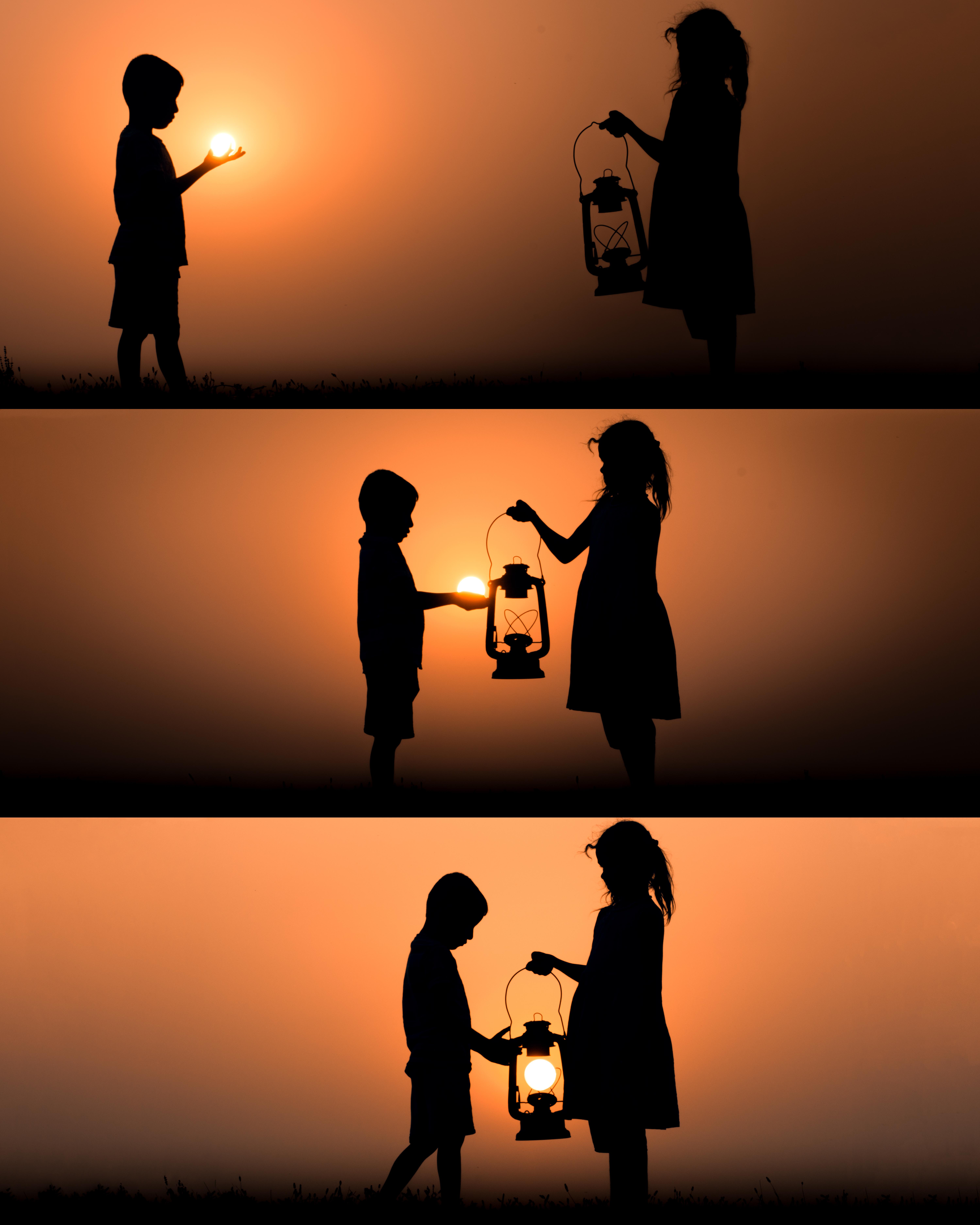 Share light