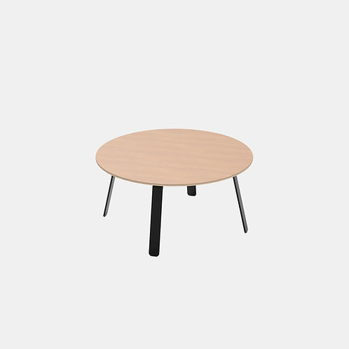 Table basse CRUSO Springback Chêne