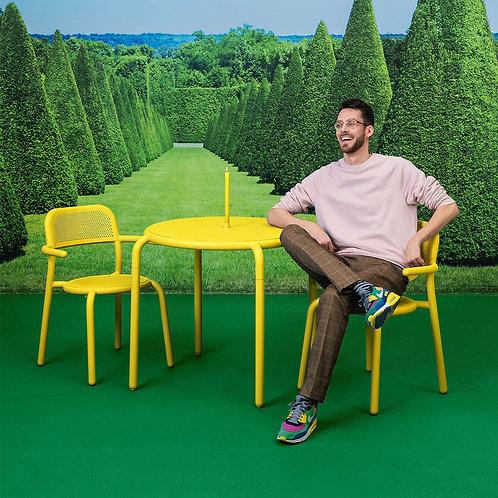 Table Bistreau FATBOY TONI + 2 fauteuils + Tjoepke gratuit
