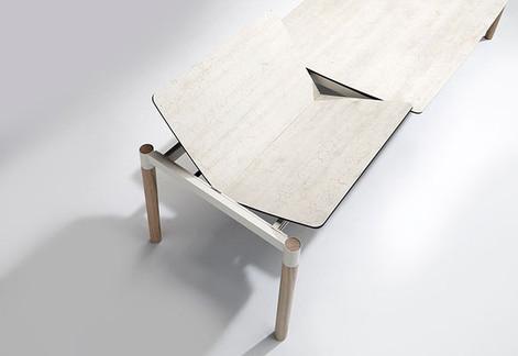 Table Köln de Mobliberica réf. 5032