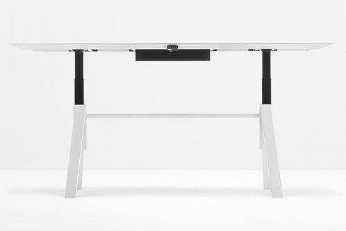 PEDRALI ARKI height adjustable meeting table