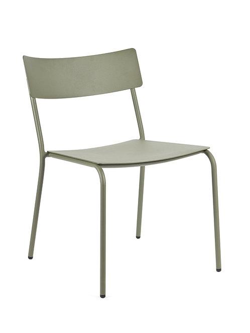 SERAX AUGUST stoel Alu zonder armleuning