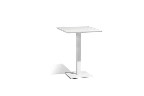 Table de bistrot DIPHANO METRIS Alu 72 x72