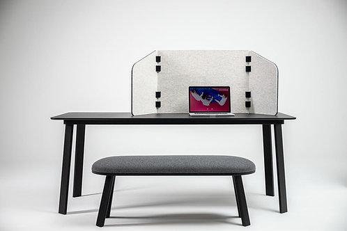 BuzziTriple Home Low - akoestisch plooibaar scherm