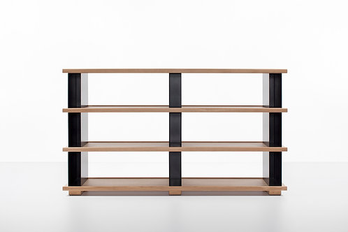 CRUSO Block Shelving system L - 3 levels