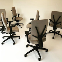 Chairs, Chairs, Chairs! Ergonomic office