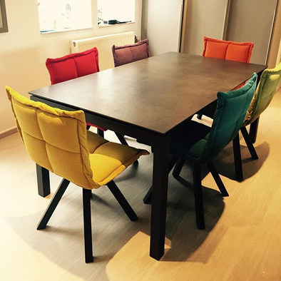 Realisatie Chairpoint! #chair #table #co