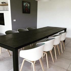 Realisatie van Chairpoint_ Grootse tafel
