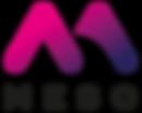 Logo van onze klant Meso in Strombeek-bever