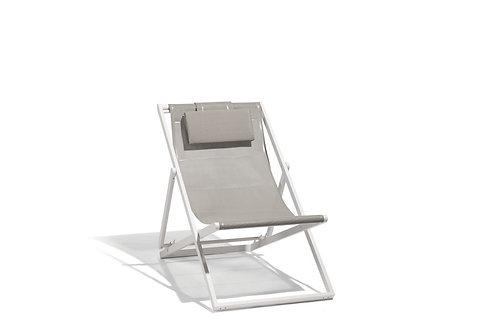 Chaise de plage pliante DIPHANO ALEX