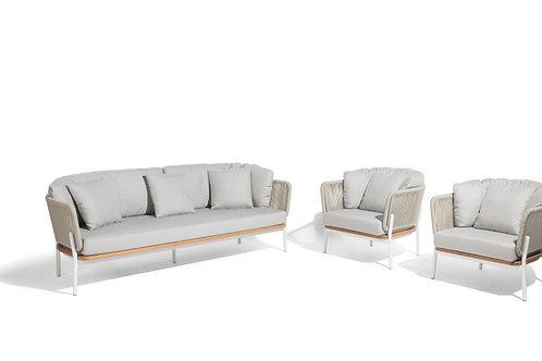 DIPHANO Omer Lounge Set 5 seater