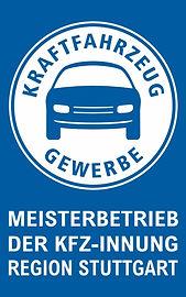 Logo KFZ Innung Region Stuttgart Meister