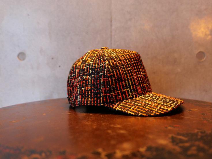 Bartending cap<Rainbow mesh>