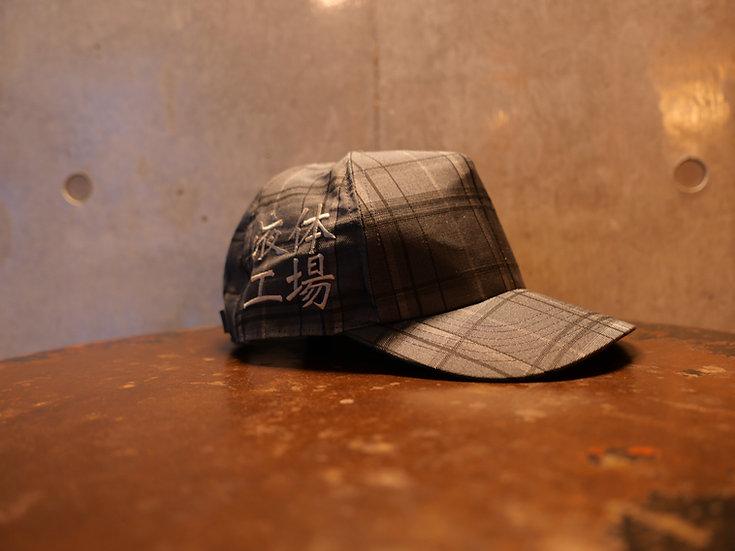 Bartending cap<Gray×Gray>