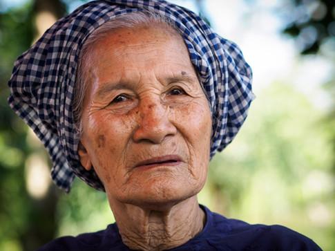 Mekong delta village