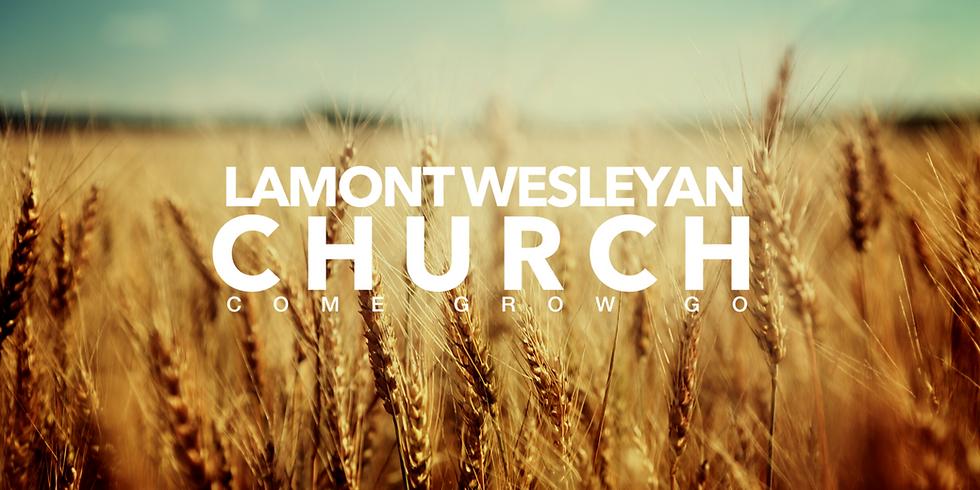 Lamont Interactive Online Worship