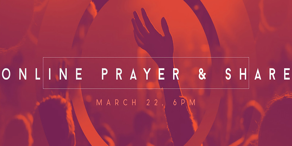 Online Prayer & Share