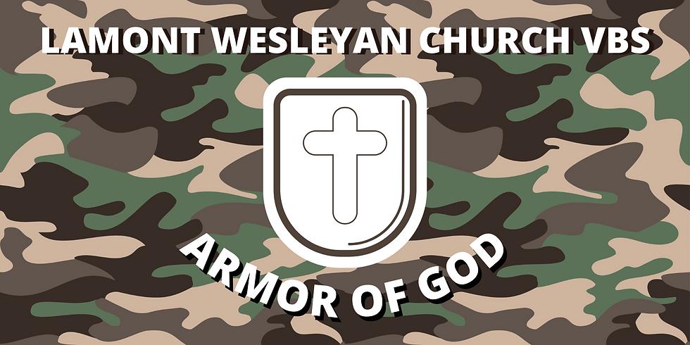 Armor of God VBS