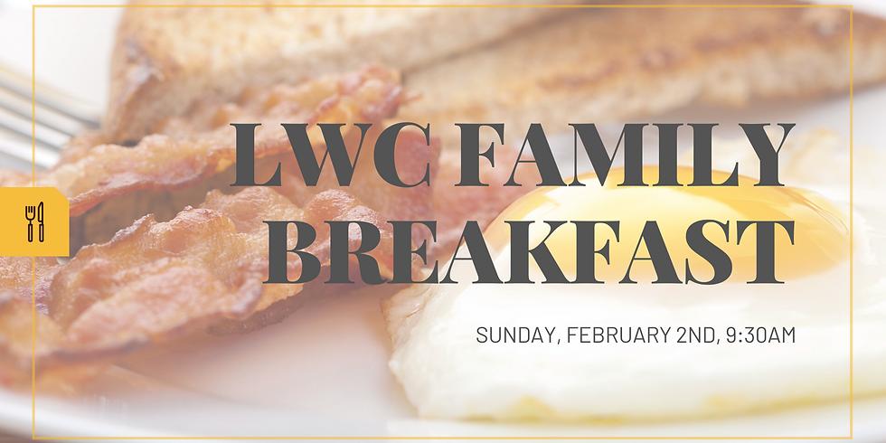 LWC Family Breakfast
