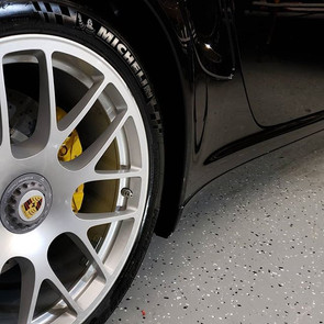 2007 Porsche turbo S
