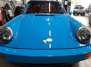 #Porsche #mexicoblue #1974 #carrera #luf