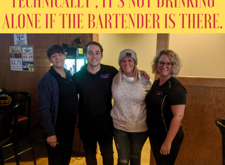 National Bartenders Day