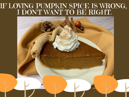 National Pumpkin Spice Day