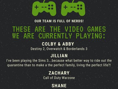Video Game Nerds