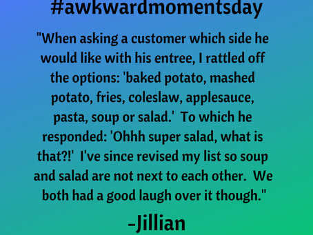 National Awkward Moment Day