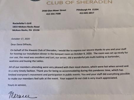Kiwanis Club of Sheraden