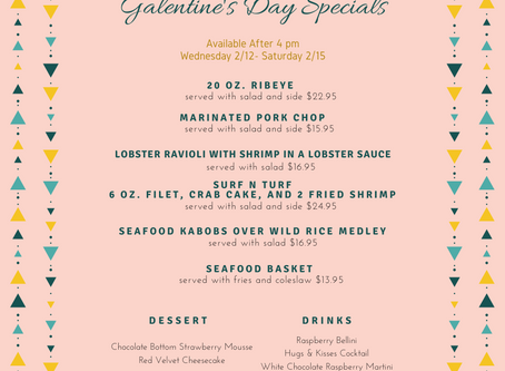 Galentine's Day at Rockefeller's Grille