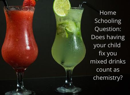 Home Schooling Covid-19 Joke