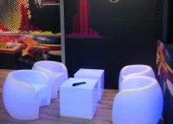 Lounge bank ibiza