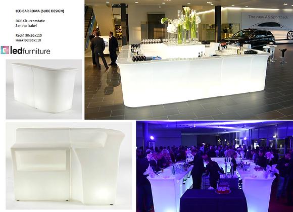 LED Bar Roma Complete Set