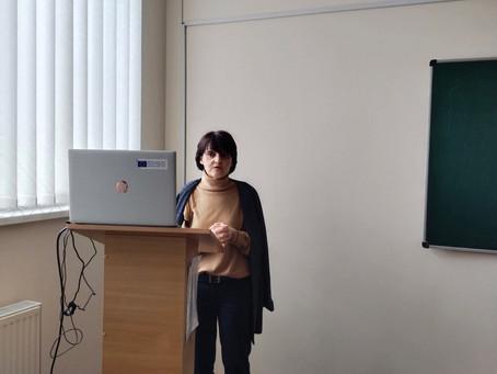 Проведення семінару «Підготовка участі НПП в акредитації освітніх програм»