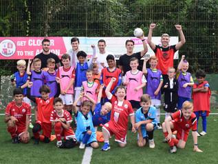 Our Summer Soccer Schools So Far….