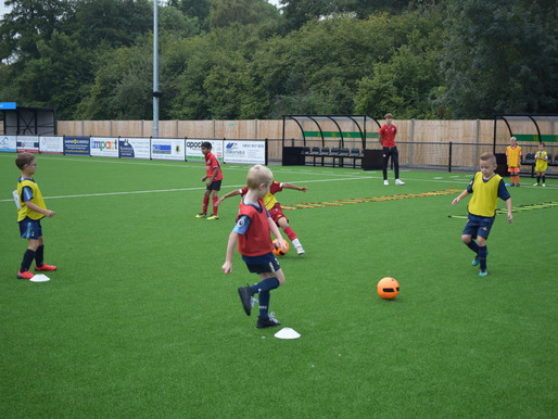 Introducing the Talent ID Centre at Crawley Town