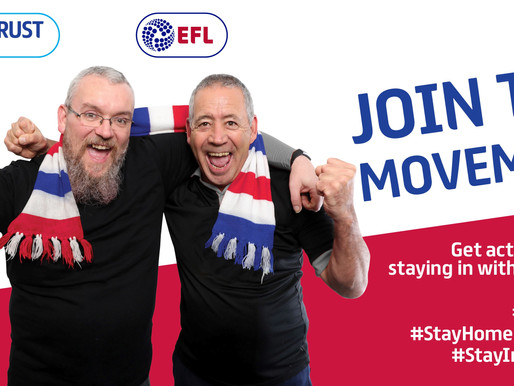 FIT FANS online campaign launches to get football fans active