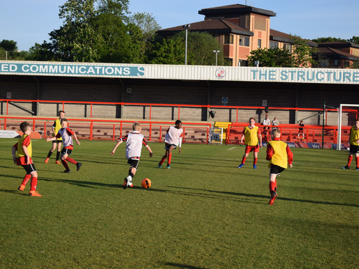 Do you want to play for Crawley Town FC in 2019/20?